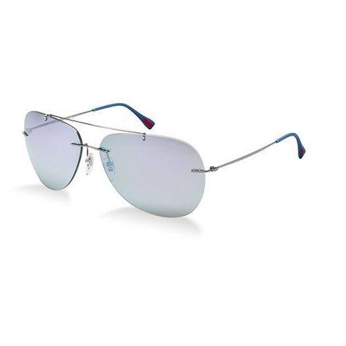 Okulary słoneczne ps50ps red feather 5av2e2 marki Prada linea rossa