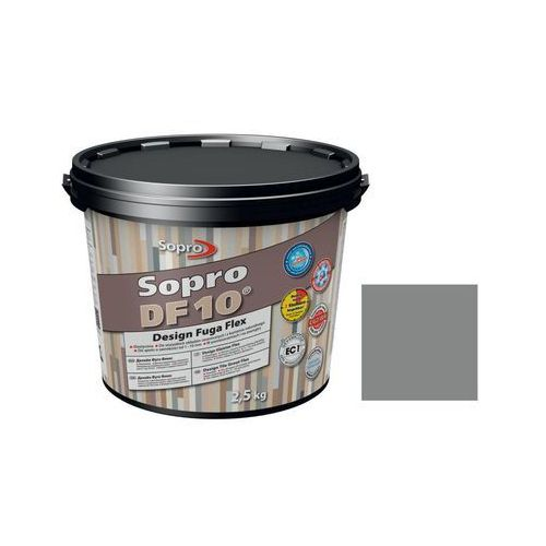 Sopro Fuga cementowa df10 szary 2.5 kg