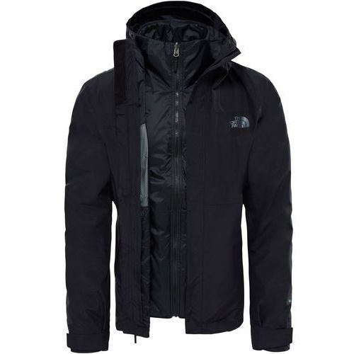 Kurtka The North Face Naslund Triclimate T937FIJK3, kolor czarny