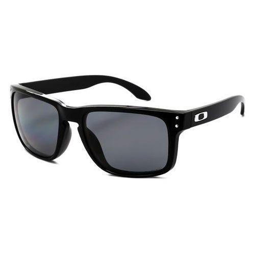 Okulary słoneczne oo9102 holbrook polarized 910202 marki Oakley