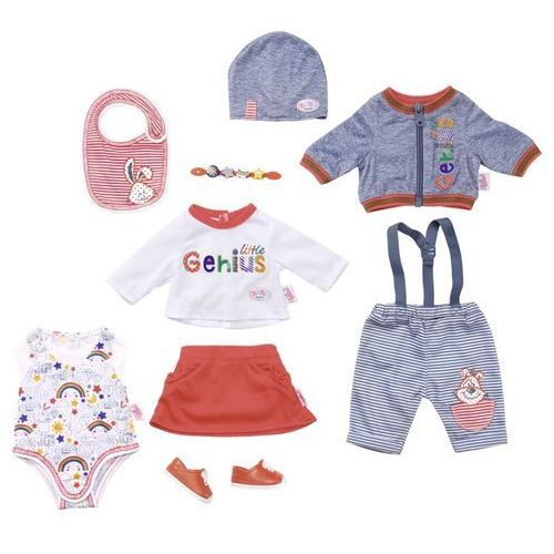 Zapf Baby born - deluxe super mix&match set