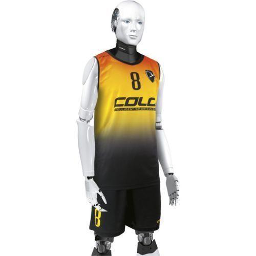 Colo Strój do koszykówki striker numerki i nadruki gratis