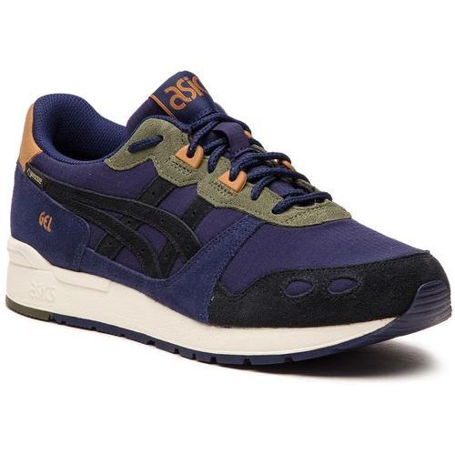 Sneakersy - tiger gel-lyte g-tx gore-tex 1193a038 peacoat/black 400, Asics, 40-46