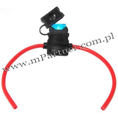 Mpartner Gniazdo bezpiecznika płytkowego hermetyczne 3,5mm2