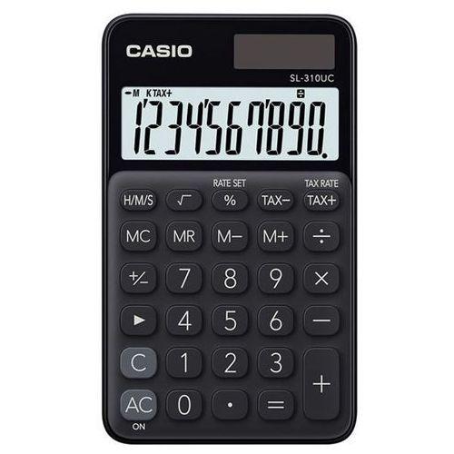 Kalkulator CASIO SL-310UC-BK Czarny, SL-310UC-BK-S