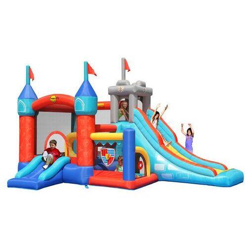 Happy hop Dmuchany plac zabaw - zamek 13w1. Najniższe ceny, najlepsze promocje w sklepach, opinie.