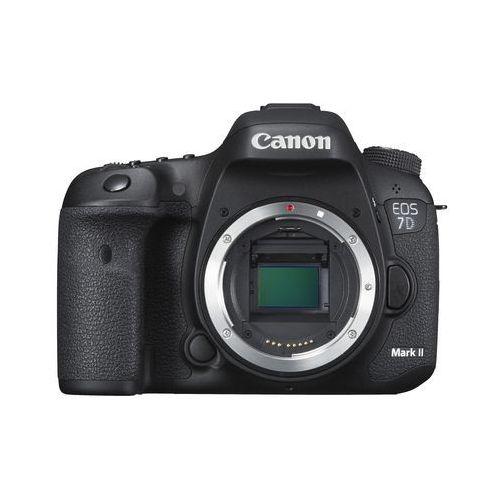 Canon EOS 7D II, lustrzanka