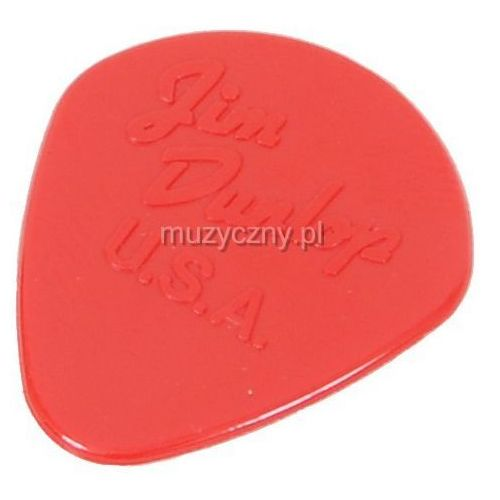 Dunlop 47R2N Jazz II - kostka gitarowa 1.18mm (czerwona) - produkt z kategorii- Akcesoria i części do gitary