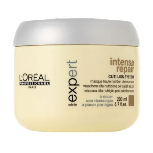 L'Oreal INTENSE REPAIR MASQUE Maska intensywnie regenerująca do włosów suchych (200 ML)