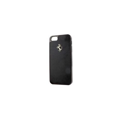Ferrari GT Carbon Hard Case Etui iPhone 5 / 5s (czarny), FECBGUHCP5BL.