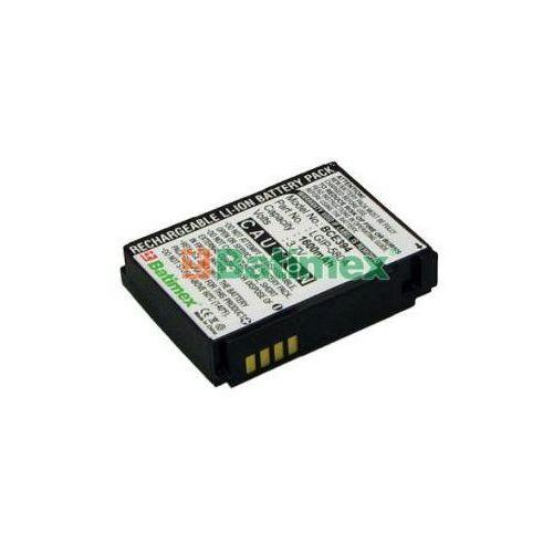 LG KU990 / LGIP-580A 1600mAh 5.9Wh Li-Ion 3.7V powiększony czarny (Batimex) z kategorii Baterie do telefonów