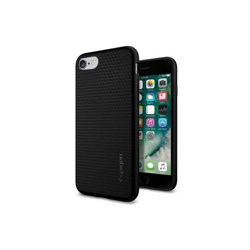 Apple iPhone 6 - etui na telefon Spigen Liquid Armor - Black