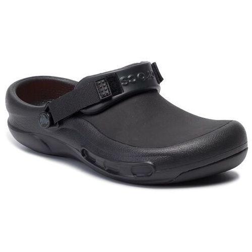Crocs Klapki - bistro pro literide clog 205669 black