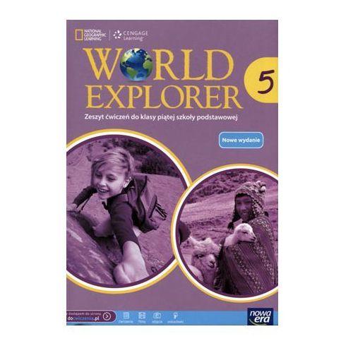 Język angielski World Explorer 5 ćwiczenia SP / podręcznik dotacyjny (132 str.)