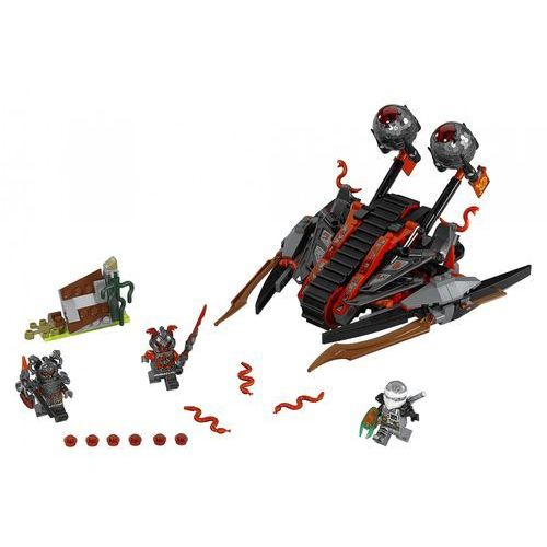 Lego NINJAGO Cynobrowy najeźdźca 70624