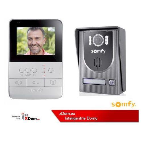videodomofon v100 marki Somfy