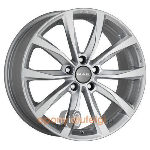 wolf silver 7.50x18 5x114.3 et38 dot marki Mak