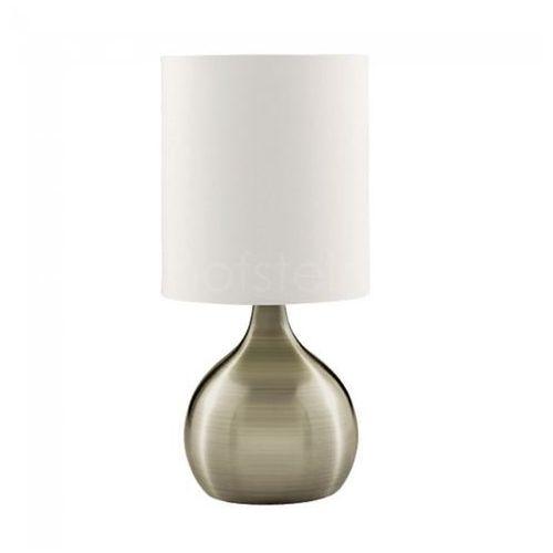 Lampa stołowa Searchlight TOUCH Mosiądz, 1-punktowy - Nowoczesny - Obszar wewnętrzny - TOUCH - Czas dostawy: od 2-3 tygodni (5053423027692)
