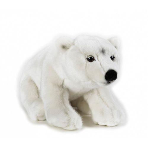 Pluszak National Geographic Niedźwiedź polarny 35 cm - DARMOWA DOSTAWA OD 199 ZŁ!!!, 1_647571