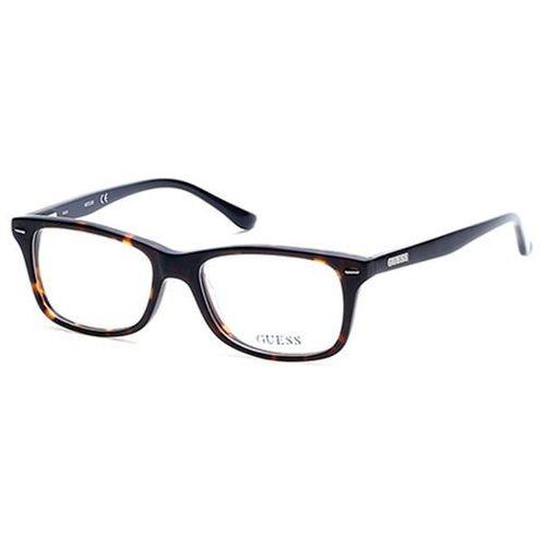 Okulary korekcyjne  gu 2579 052 marki Guess