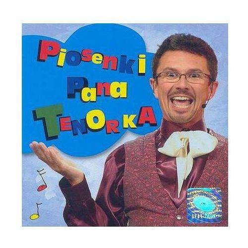 Pan tenorek marki Warner music