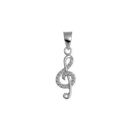 Infinity Biżuteria damska dhzz0004 zawieszka srebrna