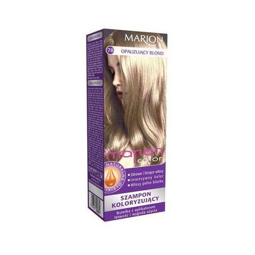 Marion Szampon koloryzujący Marion Color nr 78 opalizujący blond - Marion OD 24,99zł DARMOWA DOSTAWA KIOSK RUCHU, kolor blond