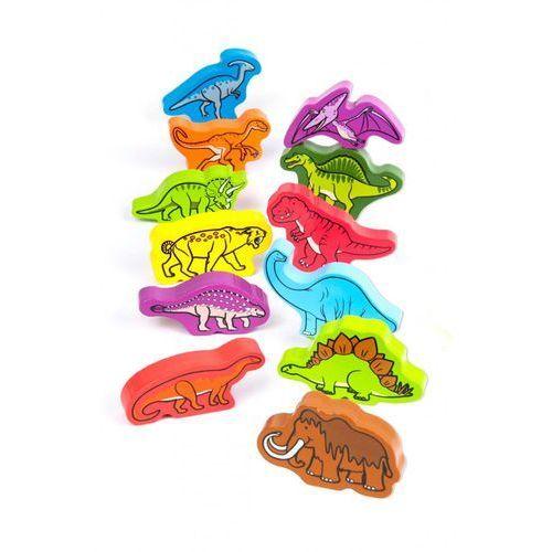 Wędrujące dinozaury - Toy Planet. DARMOWA DOSTAWA DO KIOSKU RUCHU OD 24,99ZŁ (6943478007925)