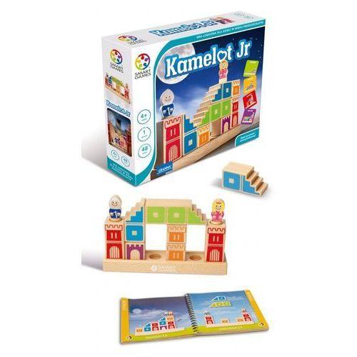 Smart Games Kamelot Jr: Gra logiczna dla dzieci w wieku przedszkolnym, 10229
