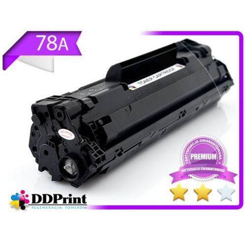 Toner 78a - ce278a do hp laserjet 1536dnf, p1566, p1606dn - premium 2k - zamiennik marki Dd-print