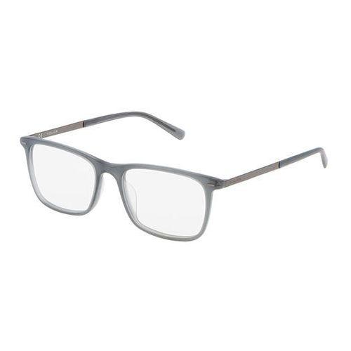 Police Okulary korekcyjne  vpl133 linear 1 6s8m