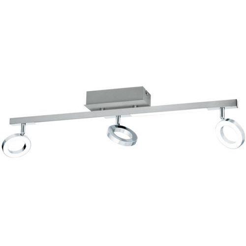 Lampa sufitowa Eglo Cardillio 1 96181 listwa 3x3,2W LED chrom aluminium