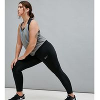 Nike Plus Running Power Racer Legging In Black - Black, kolor czarny