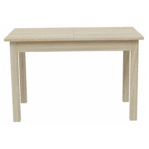 Stół rozkładany klasyczny dąb sonoma - stivi marki Elior