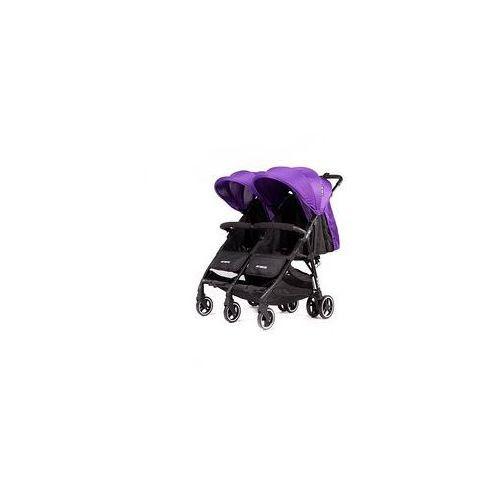 W�zek bli�niaczy Kuki Twin + Zestaw Kolorystyczny Baby Monsters (purple)