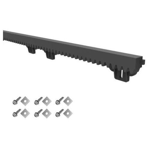 Listwa zebata PVC+Fe,27x20mm,L1m,max 1200kg