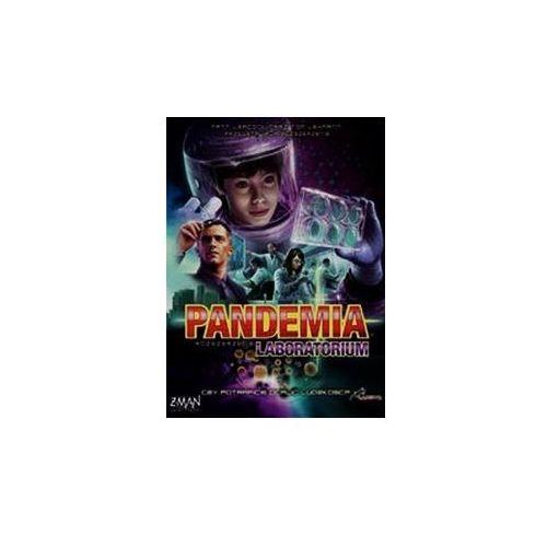 Pandemia: labolatorium. dodatek do gry marki Lacerta