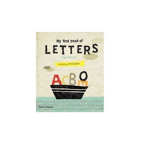 My First Book of: Letters (9780500650332)