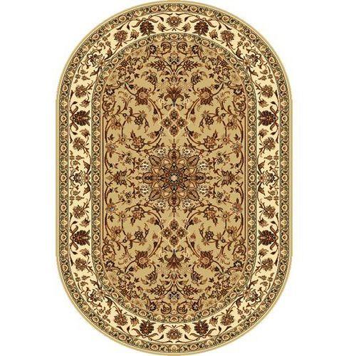 Dywan Agnella Standard Samir Beż (owal) 100x180