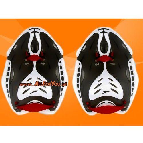 Wiosełka do pływania power paddle biofuse marki Speedo