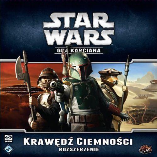 Star wars lcg: krawędź ciemności od producenta Fantasy flight games