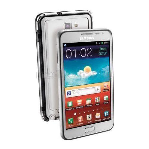 Pokrowiec CELLULAR LINE Ramka Anti-Shock dla Samsung Galaxy Note Czarny (Futerał telefoniczny)