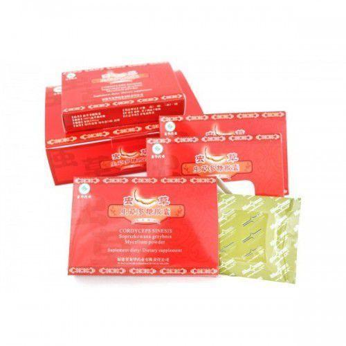 Cordyceps sinensis - sproszkowana grzybnia 96 kapsułki po 250 mg