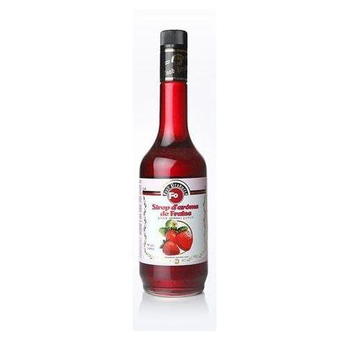 Syrop barmański FO Strawberry - Truskawkowy 0,7L