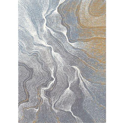Dywan Agnella Soft Skelton Granite/Granit 80x150