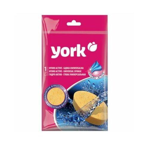 York Gąbka hydroactive żółty