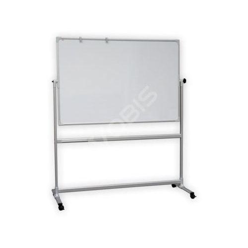 2x3 Tablica mobilna obrotowa, suchościeralna, magnetyczna 150-100cm