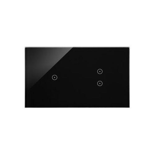 Kontakt-simon Panel dotykowy simon 54 touch dstr213/73 2 moduły 1 pole dotykowe, 2 pola dotykowe pionowe, zastygła lawa