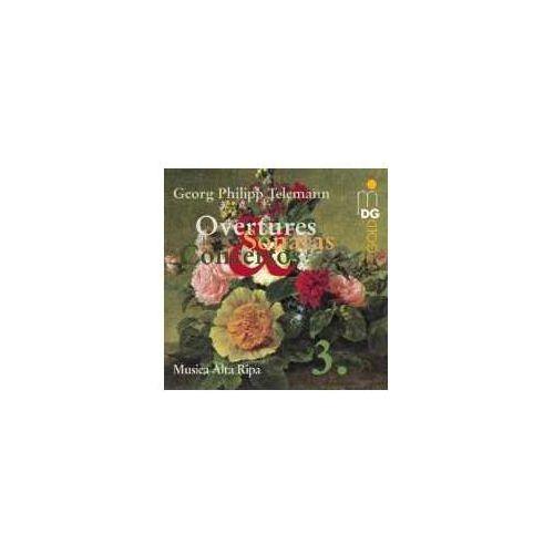 Overtures, Sonatas & Concertos 3.