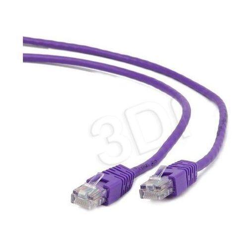 Gembird Patch cord kat.6 ftp 3m purpurowy